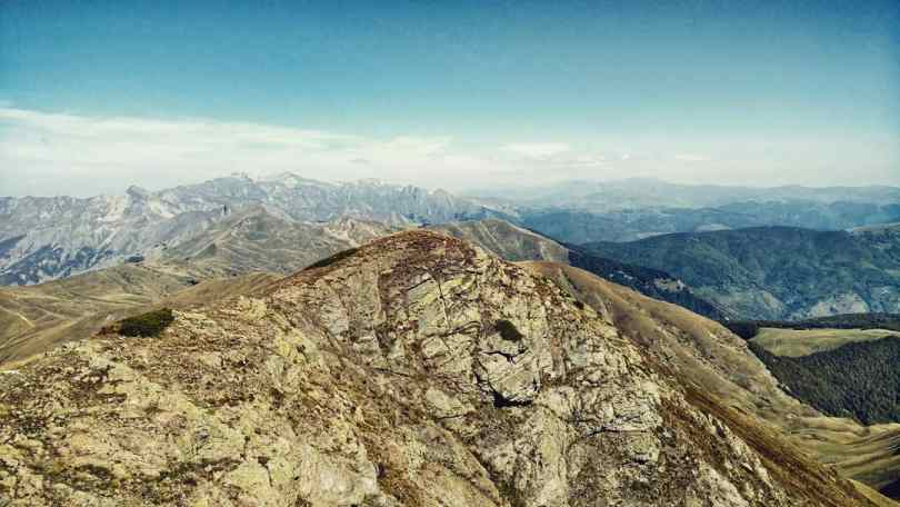Deshat Mountain Macedonia