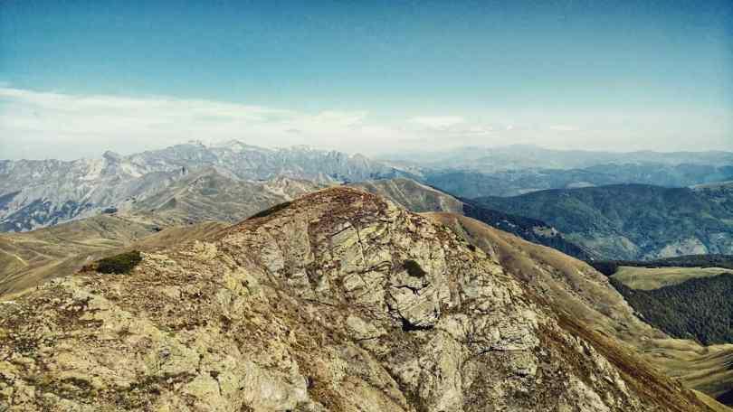 Deshat Mountain Macedonia