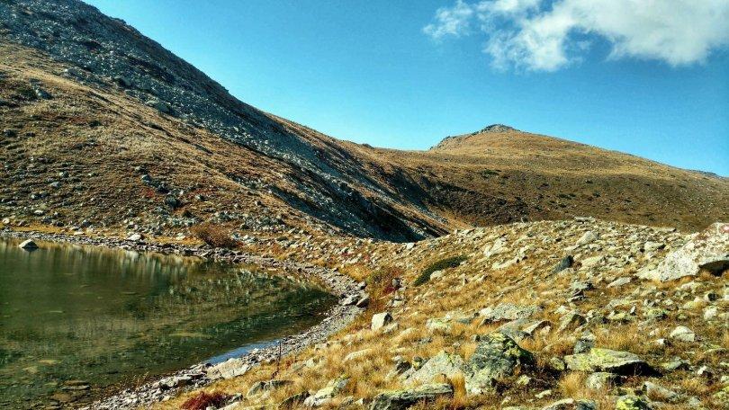 Small lake Pelister National Park