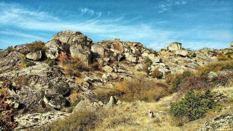BOULDERING in Prilep, Macedonia