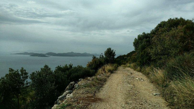 Hiking from Dubrovnik to Prapratno through the area of Dubrovnik