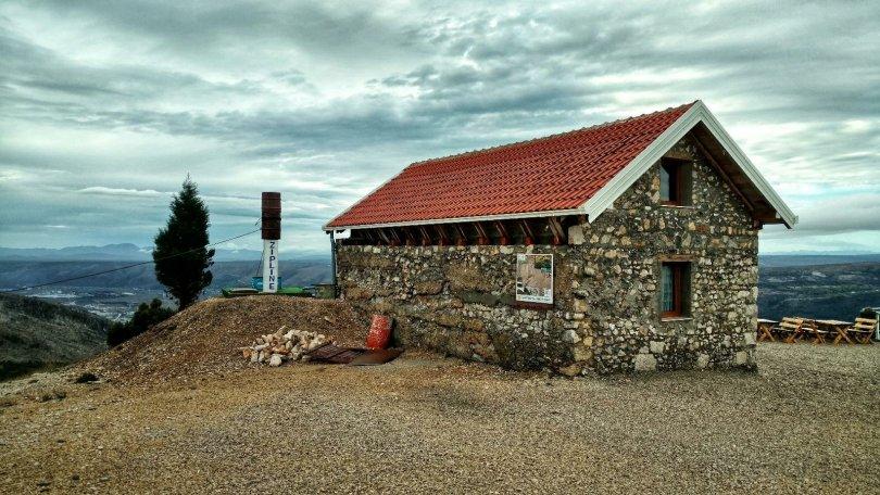 Planinarski dom Fortica, Mostar