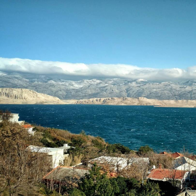 Via Dinarica HR Blue Trail | Stage 8: Island of Pag