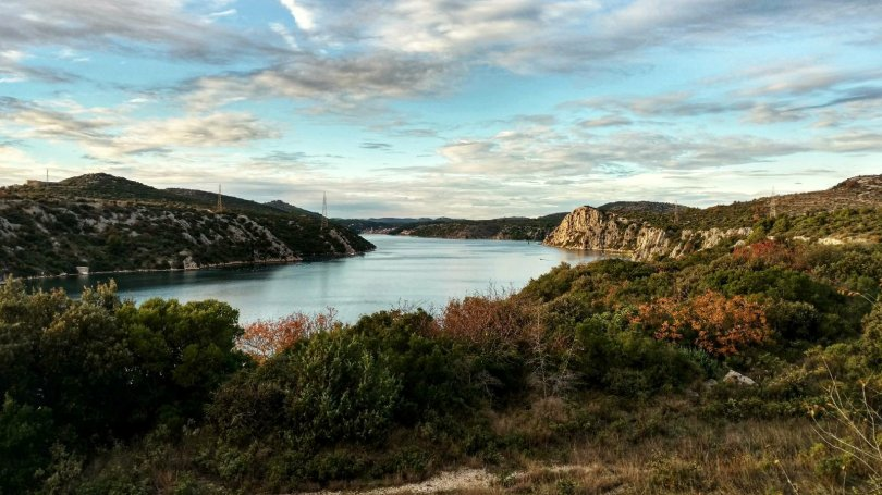 Krka river, Croatia