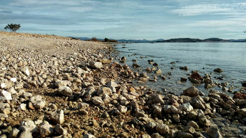 Via Dinarica HR Blue Trail | Stage 12: Vransko Jezero Nature Park  Silent shore