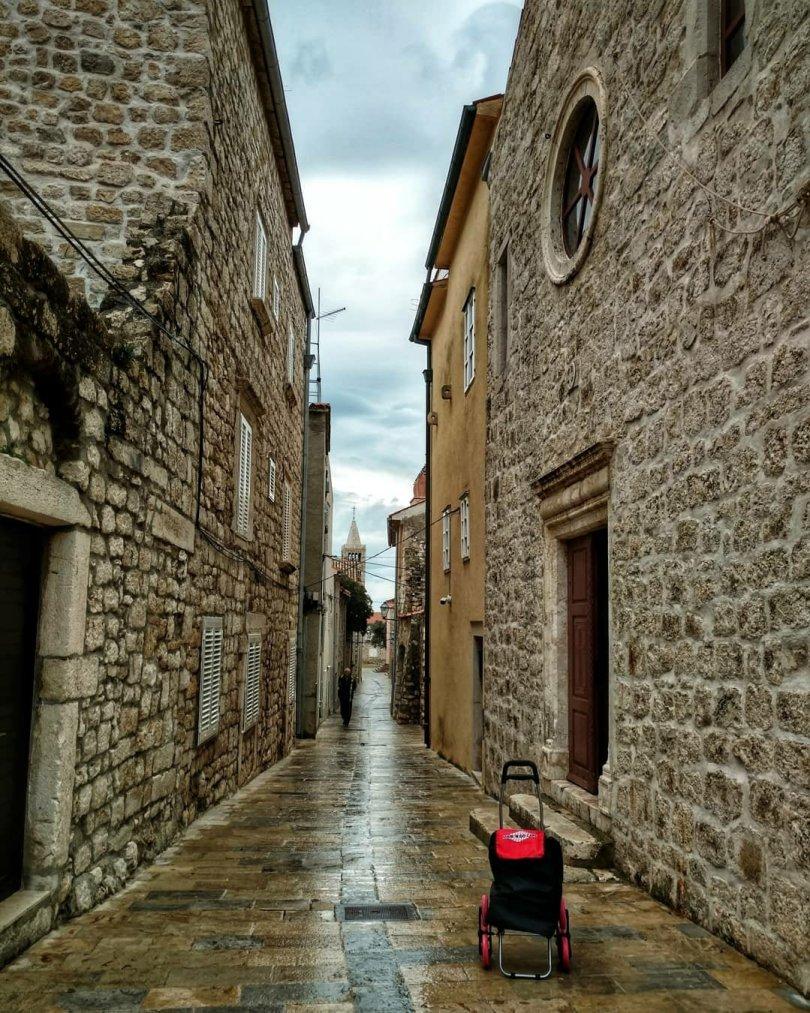 Croatia Full Of Life, sightseeing Rab