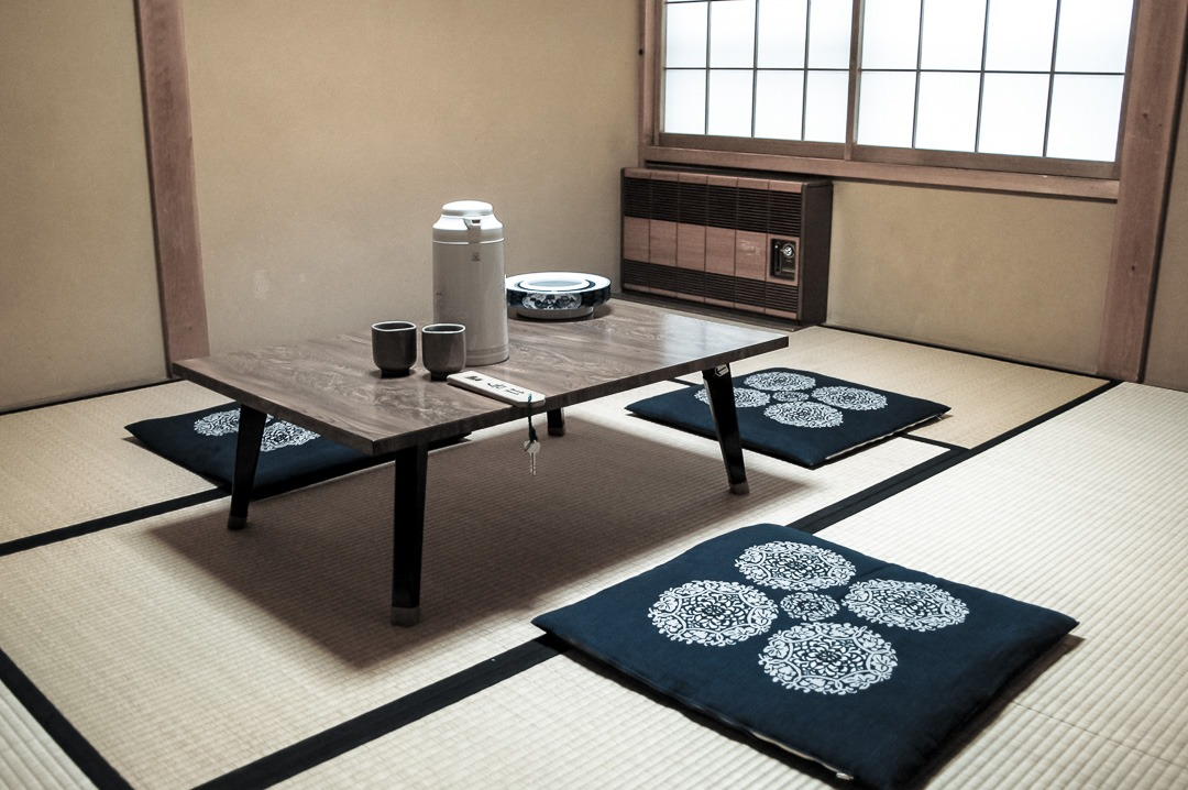 Minshuku - Japan