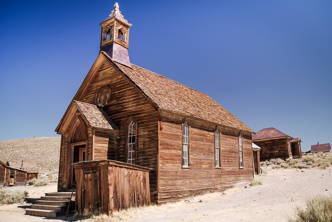 Bodie ghost town - California