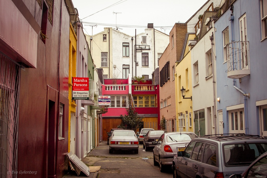 Alley | London