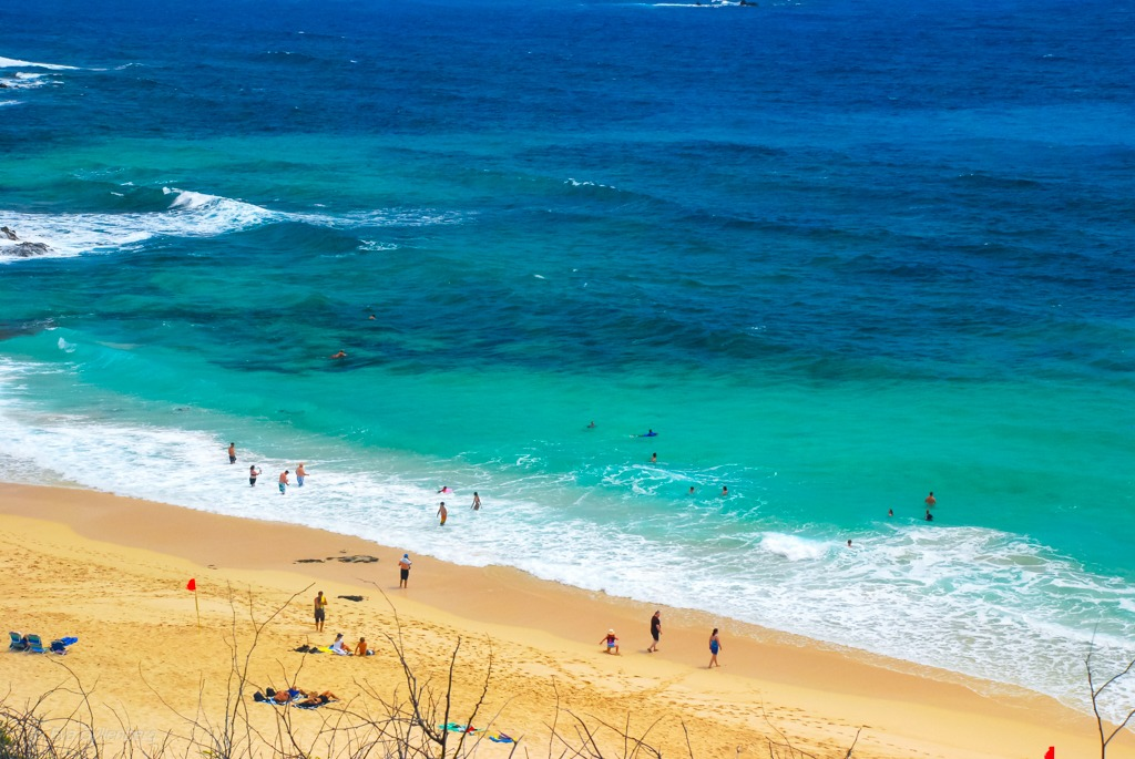Makapu'u beach park - Oahu - Hawaii