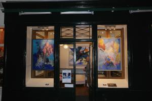 Exposition Personnelle - Espace 102, Rue du Cherche-Midi, Paris - Octobre/Novembre 2014