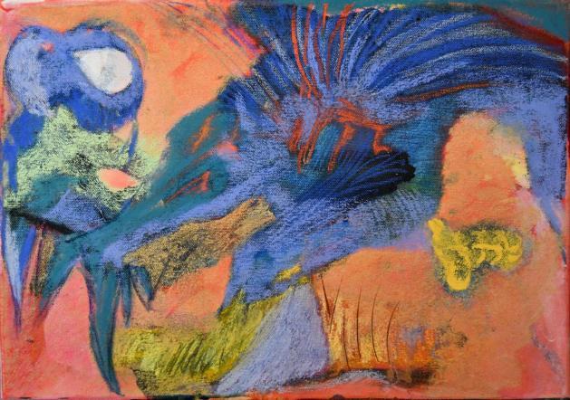 hibou lunaire