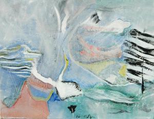 Et les oiseaux dansent aux heures de transparence (75x50) - Copy