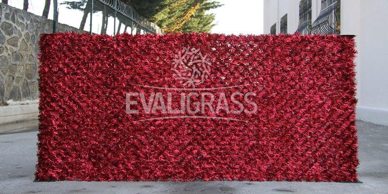 grass fence panel