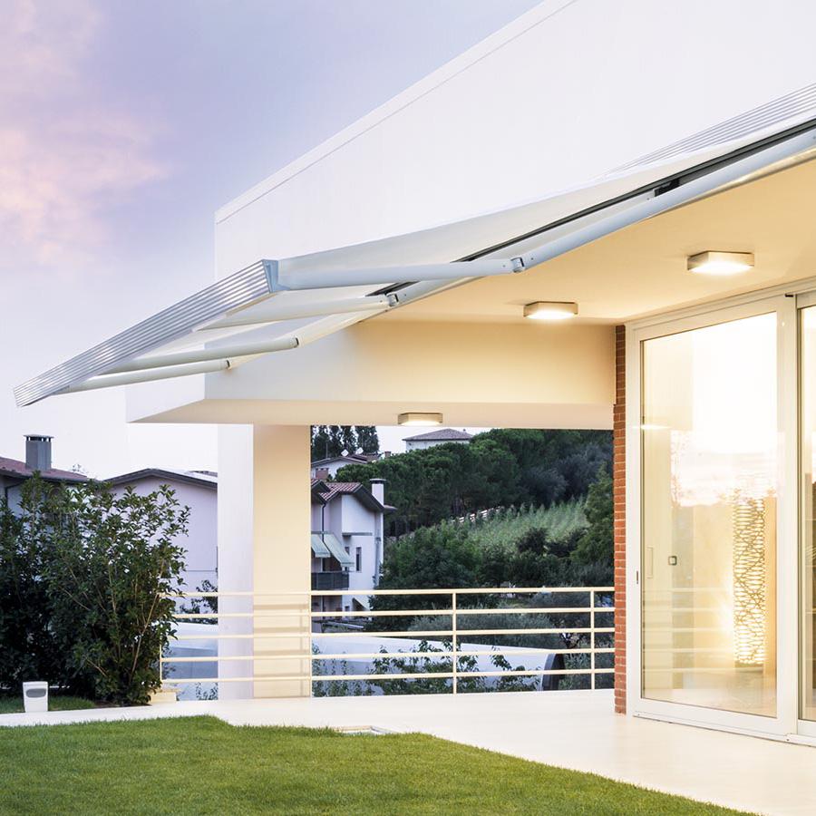 Vendita ed installazione in tutta la sardegna: Schermature Solari Da Esterno Tende Da Sole Gibus Valser Aosta