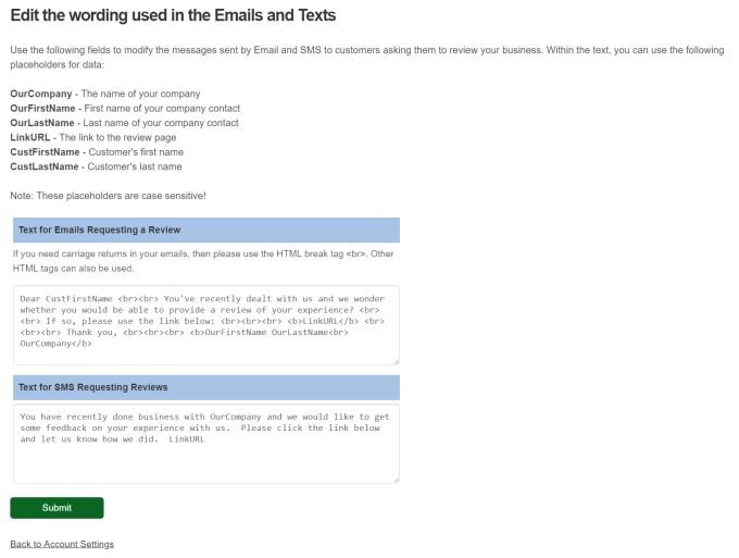 Customizing Evalu8 For Your Company | Evalu8