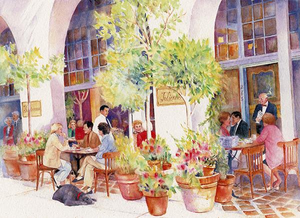 breakfast-at-julienne by Eva Margueriette