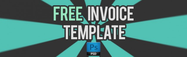 www Evan Herman com   Free PSD Invoice Template For