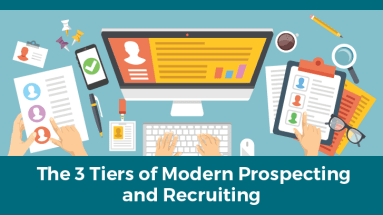 modern prospecting and recruiting