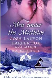 Ava March's Men Under The Mistetoe