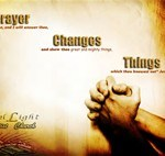 Pray as if everything depends on God