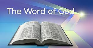 word WHAT DO YOU DO WITH THE WORD OF GOD?