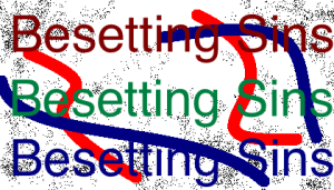 besetting-sins Sin Is A Thief Of Glory - Overcoming Besetting Sin