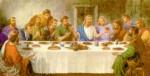 Evangelio San Lucas 22, 14-23.   Domingo 28 Marzo 2010