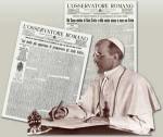Estamos en tiempo de Pentecostés, enciclíca Divino Afflante Spiritu del papa Pío XII.