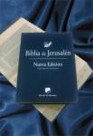 Nuestra fe: Conoce la biblia de Jerusalén y su nueva revisión 2009.