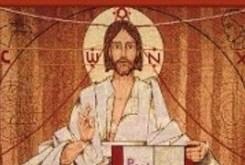 """Comentario al numeral 132 del documento: """"Qué en Cristo nuestra paz México tenga vida digna"""": En Cristo no hay lugar para la violencia."""