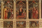1a lect. de la carta del Apóstol San Pablo a los Efesios 2,19-22. Jueves 28 de Octubre de 2010.