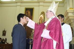 Curso de preparación  para el sacramento de la confirmación: tema 14: La confirmación.
