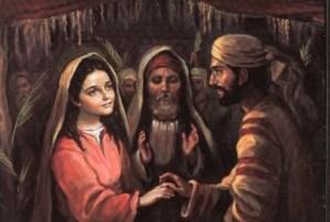 María y José: Tema 2 tiempo de adviento: Paty Alcacio. Audio mp3