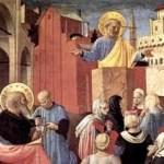 Lectura del libro de los Hechos de los Apóstoles 1,15-17.20-26. Lunes 14 de Mayo de 2012.