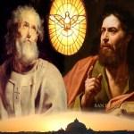 San Pedro y San Pablo, Pilares de nuestra Iglesia.  Hora Santa