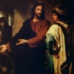 Comentario al evangelio según San Marcos 10, 17-30. XXVIII domingo tiempo ordinario. Contemplado por la mirada del amor. Audio mp3