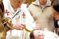 Muéstrame tú fe: ¿Por qué los católicos imponen el bautismo a sus hijos? Audio mp3
