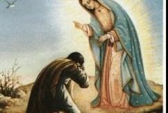 Nuestra fe: Narración de la aparición de nuestra Señora de Guadalupe. Parroquia casa blanca. Audio mp3