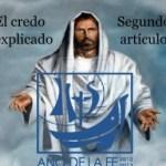 El credo explicado, segundo artículo: «Creo en unsolo Señor Jesucristo». Tomás de Aquino y Salvador Abascal. Audio mp3