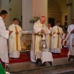 Semana santa y días santos: Misa crismal. Audio mp3