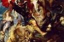 San Jorge mártir, de Capadocia 23 de abril. Santoral.