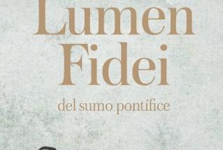 """Primera Carta encíclica: Lumen Fidei """"Luz de la fe"""". Papa Francisco. Documento en Word."""