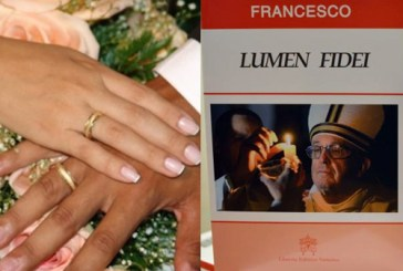 """Luz de la fe"""" y erradicación de las tinieblas en los cristianos. Carta Encíclica. Papa Francisco."""
