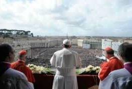 La oración por la paz, urgencia para Siria, medio oriente y para todo el mundo, pide el Papa Francisco.