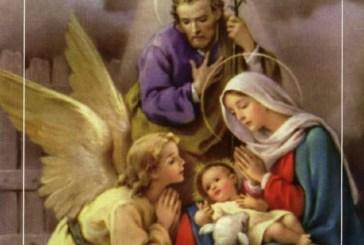 ¿No es adecuado celebrar a Jesús niño siendo el salvador?