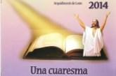 Cuaresmales 2014, power points de apoyo. Arquidiócesis de León y DDECAT