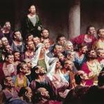 Del libro de los Hechos de los Apóstoles 4,32-37. Martes 29 de Abril de 2014.