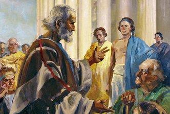 2a lect de la 1a carta del Apóstol San Pablo a los Tesalonicenses 1,5-10. Domingo 26 de Octubre de 2014.
