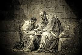 De la 2a carta del Apóstol San Pablo a Timoteo 4,9-17. Sábado 18 de Octubre de 2014.